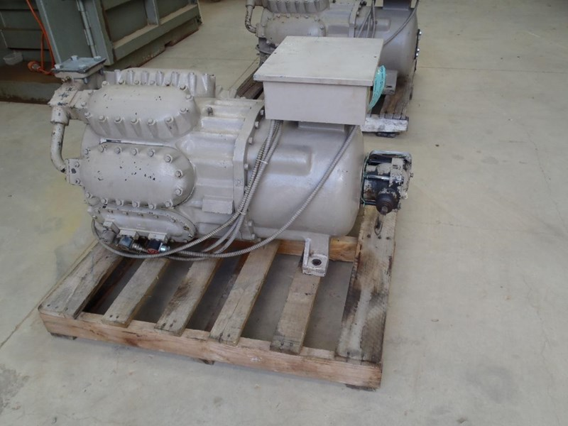 york air compressor x 2 285636 001