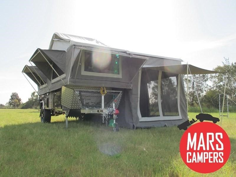 Mars Campers Spirit Deluxe For Sale