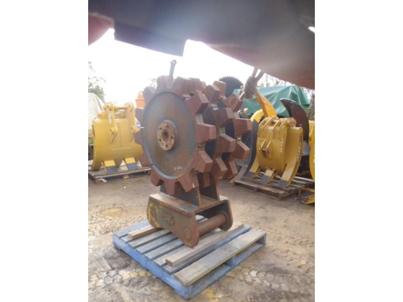 various compaction wheels 286177 006