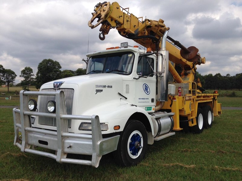 1997 WESTERN STAR 3800E for sale