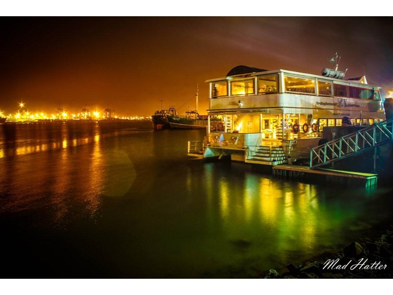 custom custom catamaran luxury 6 star 200 pax floating restaurant 289818 016