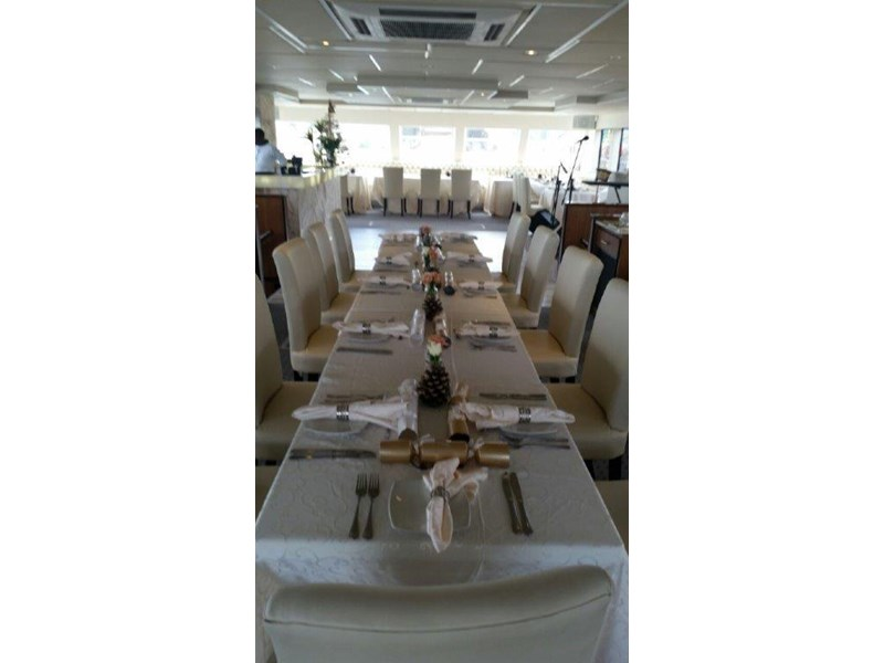 custom custom catamaran luxury 6 star 200 pax floating restaurant 289818 020