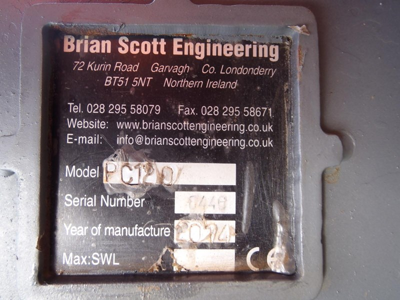 scott 5 finger 12 ton 290062 012