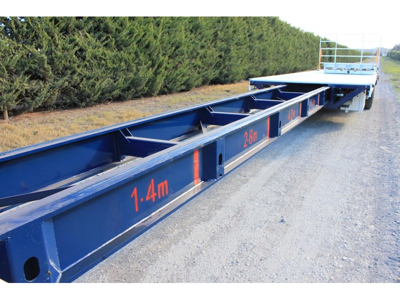 bullet extendable machinery trailer 292113 022
