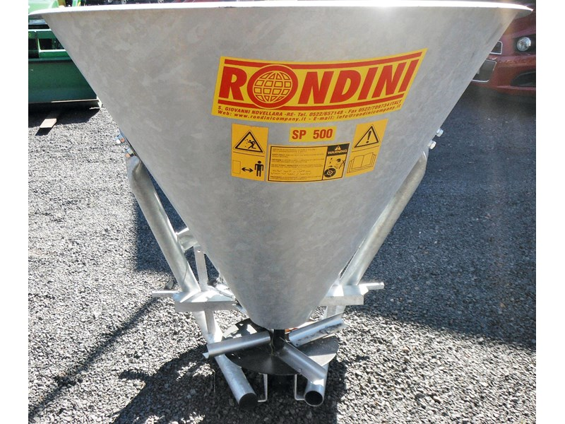 rondini sp500 galvanised 218731 001