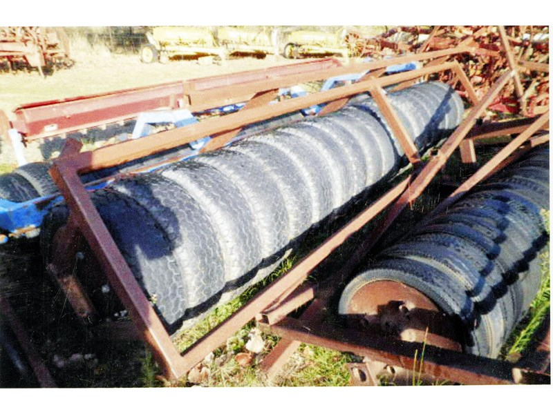 unknown 16' tyre roller 293487 001