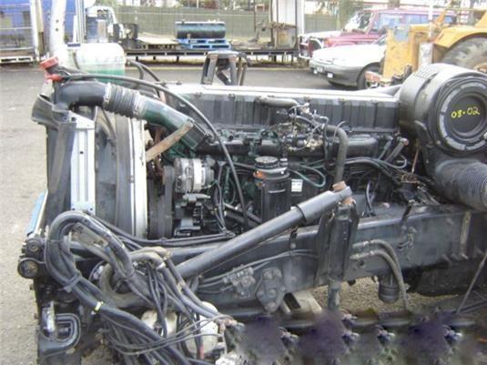 volvo engine d12a 18135 001