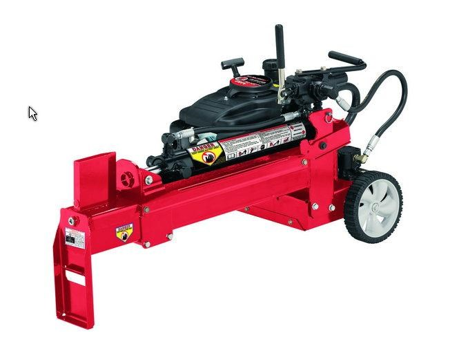 rover 8 ton log splitter 294744 001