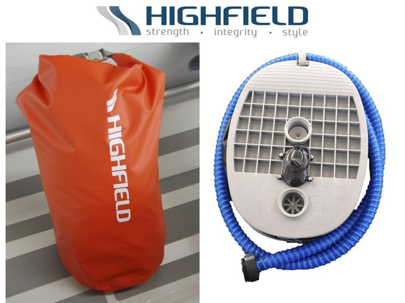 highfield 2.9m ultralite inflatable 295475 008