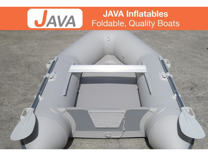 java 2.5m air floor inflatable 295466 007