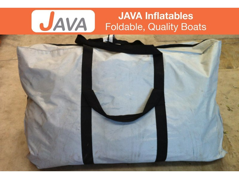 java 2.5m air floor inflatable 295466 008