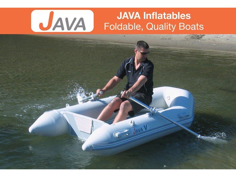 java 2.3m air floor inflatable 2017 model 295465 002