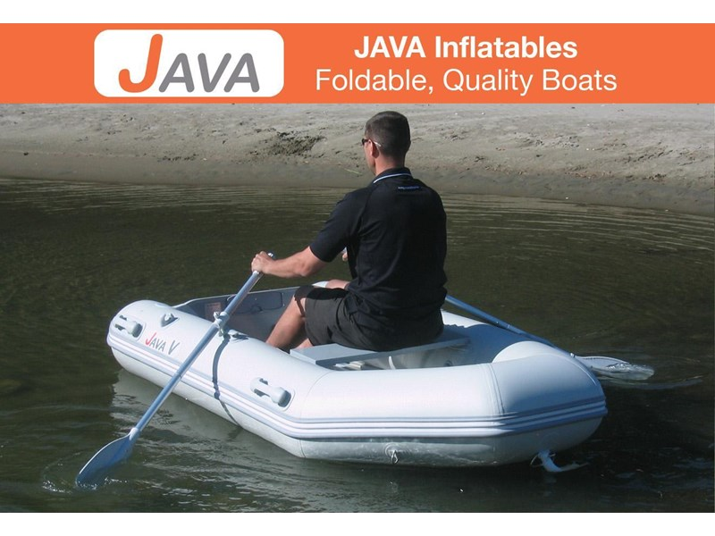java 2.3m air floor inflatable 2017 model 295465 003