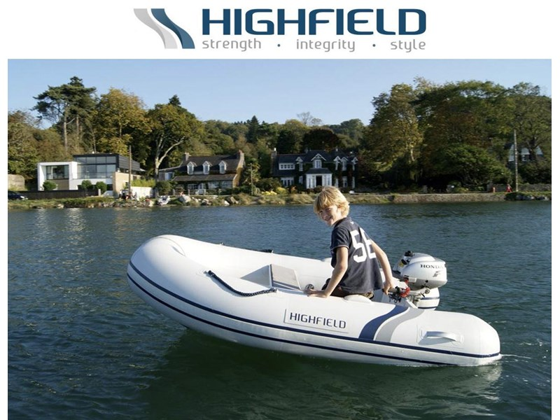 highfield 2.9m ultralite inflatable 295475 011