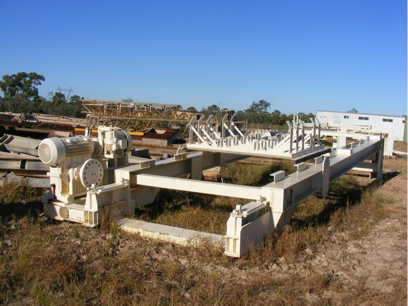 conveyor 6ft wide 60ft long 296986 001