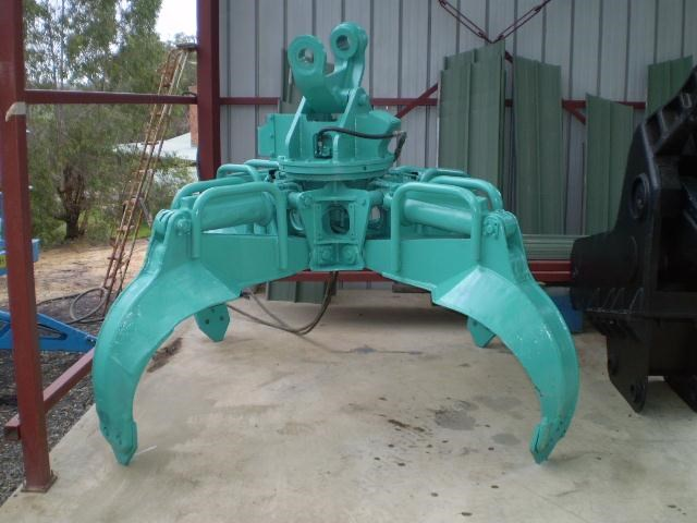 custom orange peel grapple suit 20-30 tonner 298759 001