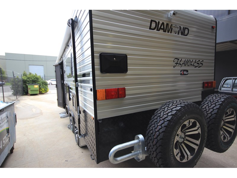 westernport caravans flawless 21' - off road 299450 004