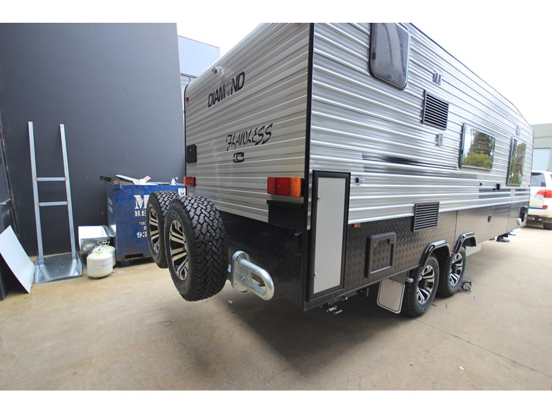 westernport caravans flawless 21' - off road 299450 008