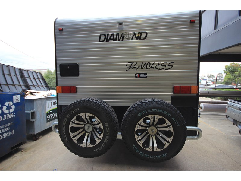 westernport caravans flawless 21' - off road 299450 009