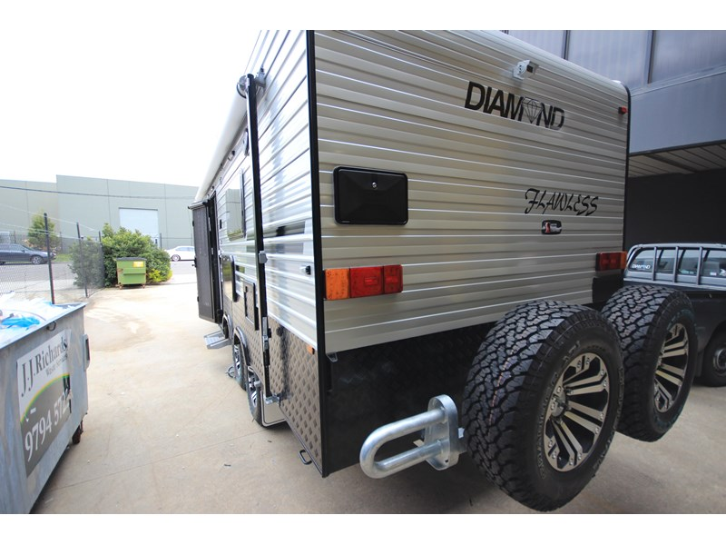 westernport caravans flawless 21' - off road 299450 010