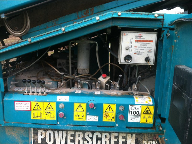 powerscreen warrior 1400 299661 003