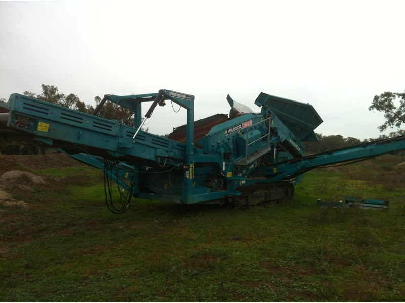 powerscreen warrior 1400 299661 001