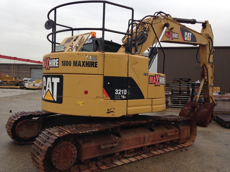 caterpillar 321d l cd 128188 001