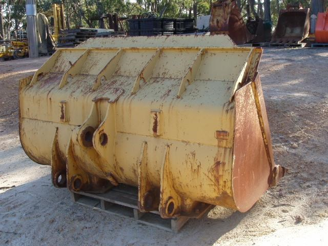 caterpillar bucket 300142 006