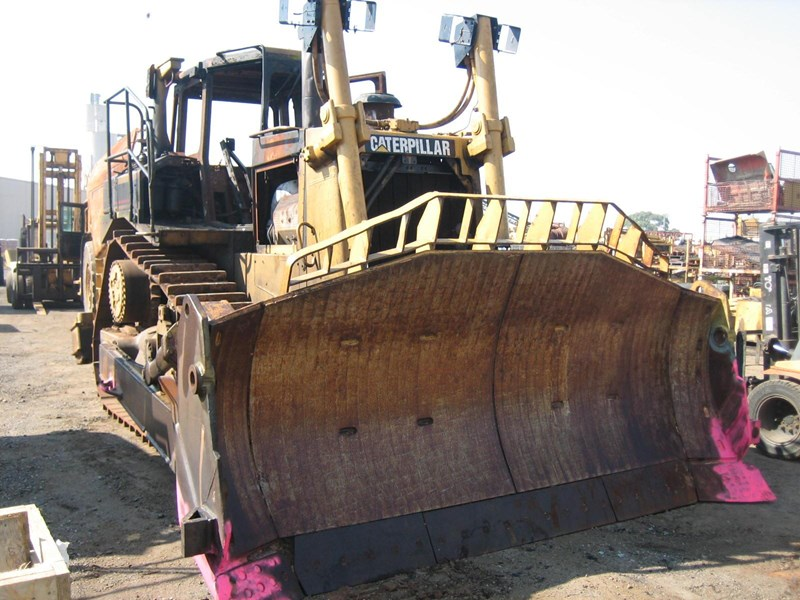 caterpillar d8r-ii 300715 002