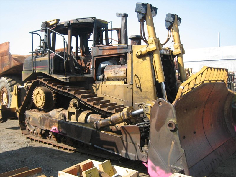 caterpillar d8r-ii 300715 003