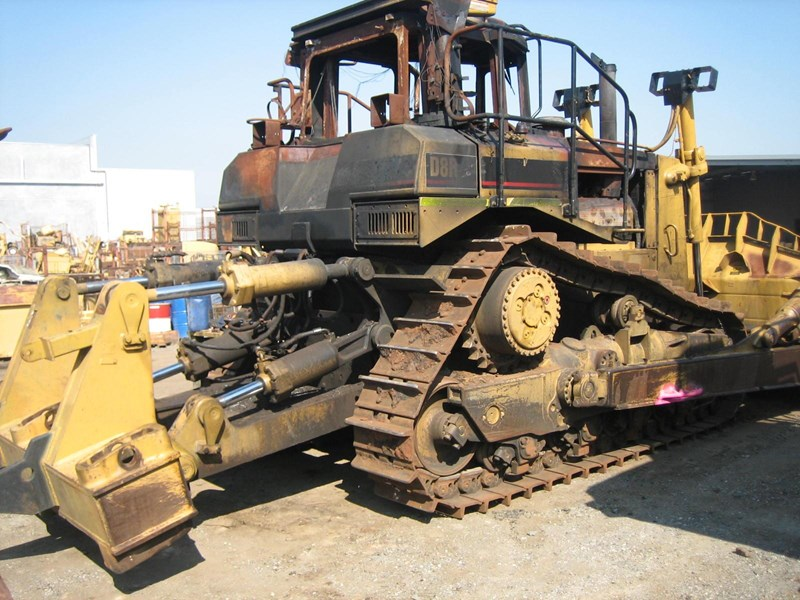 caterpillar d8r-ii 300715 001