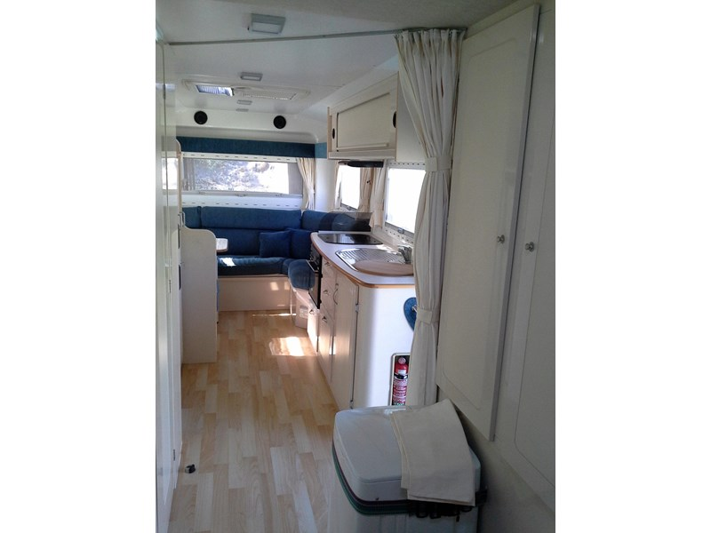 travelhome 2008  fifth wheeler + 2014 colorado 295453 008