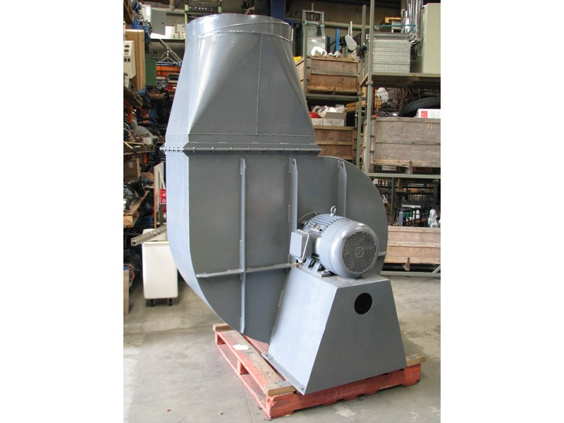 howden large industrial extraction blower fan 302557 001