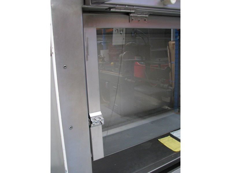 email westinghouse airpure biological safety cabinet class 2 302521 006