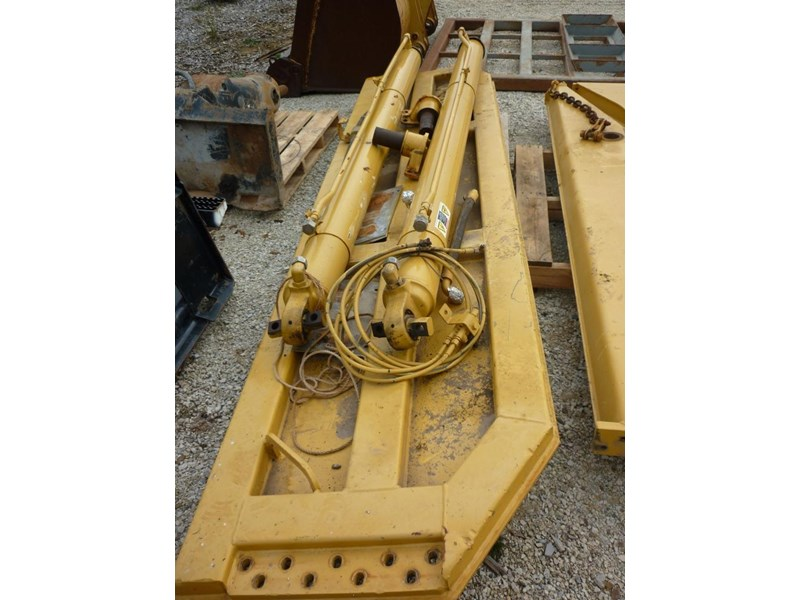 caterpillar 740 dump body lift cylinders 305322 001