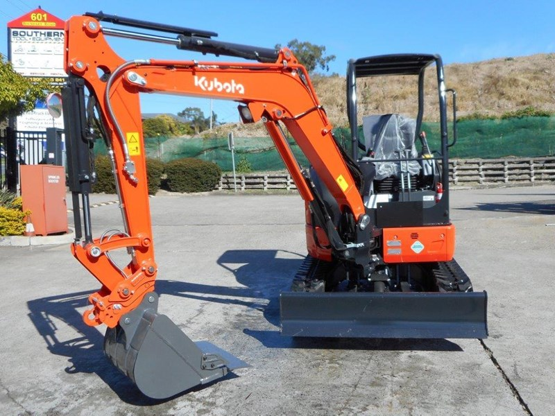 kubota new 3.2 ton compact excavator [unused] [machexc] 305977 005