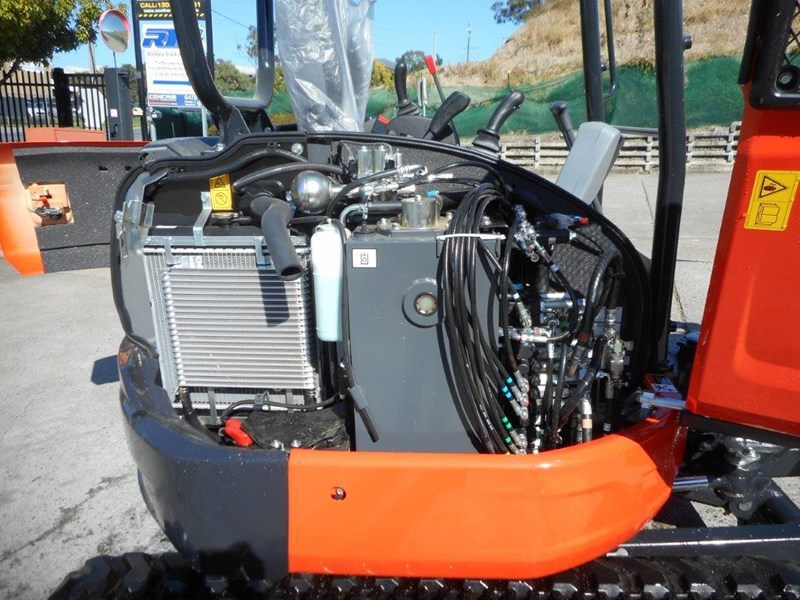 kubota unused 3.2 ton compact excavator [just arrived] [machexc] 305992 016