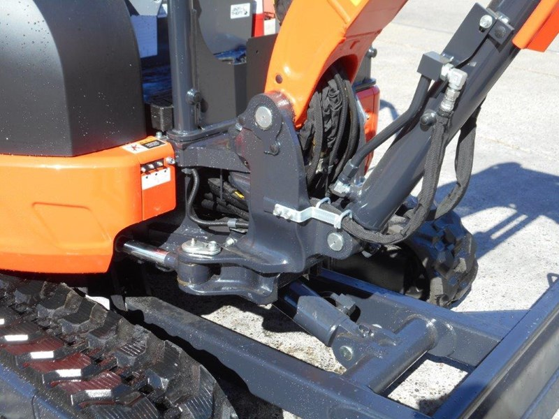 kubota unused 3.2 ton compact excavator [just arrived] [machexc] 305992 017