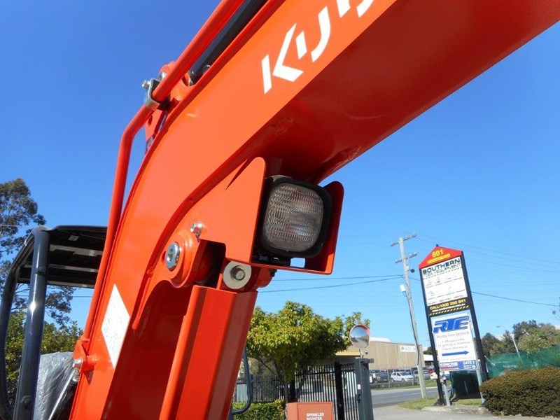 kubota unused 3.2 ton compact excavator [just arrived] [machexc] 305992 018