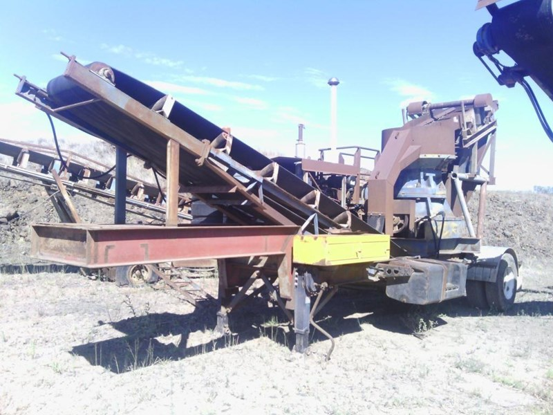 "jaques 1'8"" cone crusher 306152 001"
