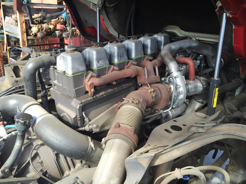engine scania 306744 001