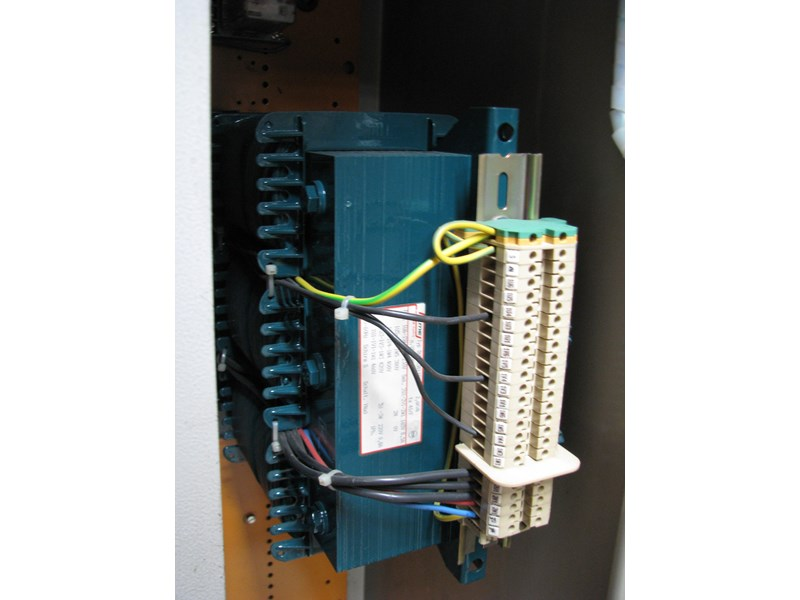 rittal electrical plc cabinet switchboard 307106 008