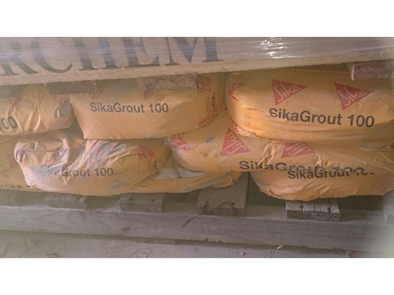 grout sika® grout 100 307251 001