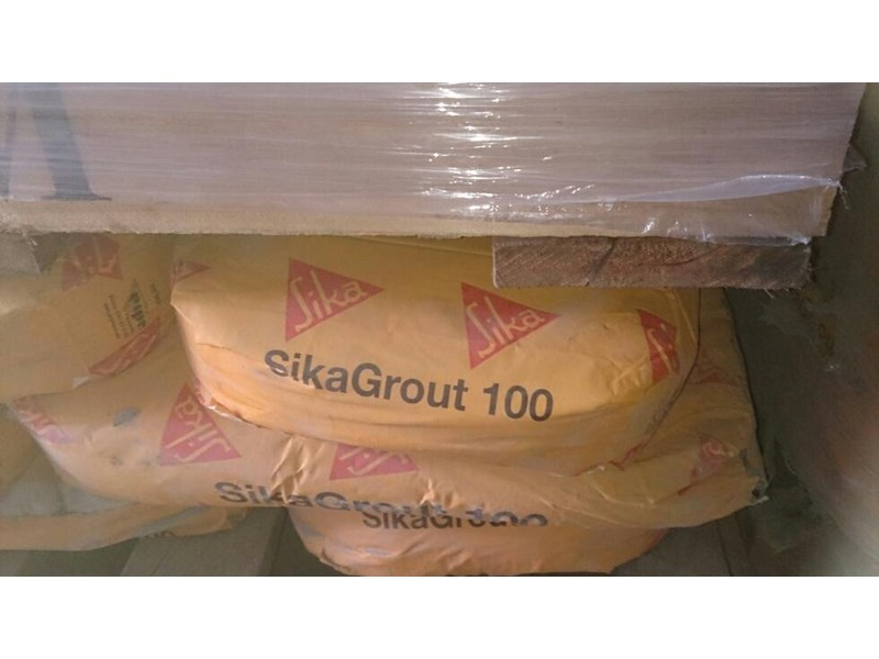grout sika® grout 100 307251 007