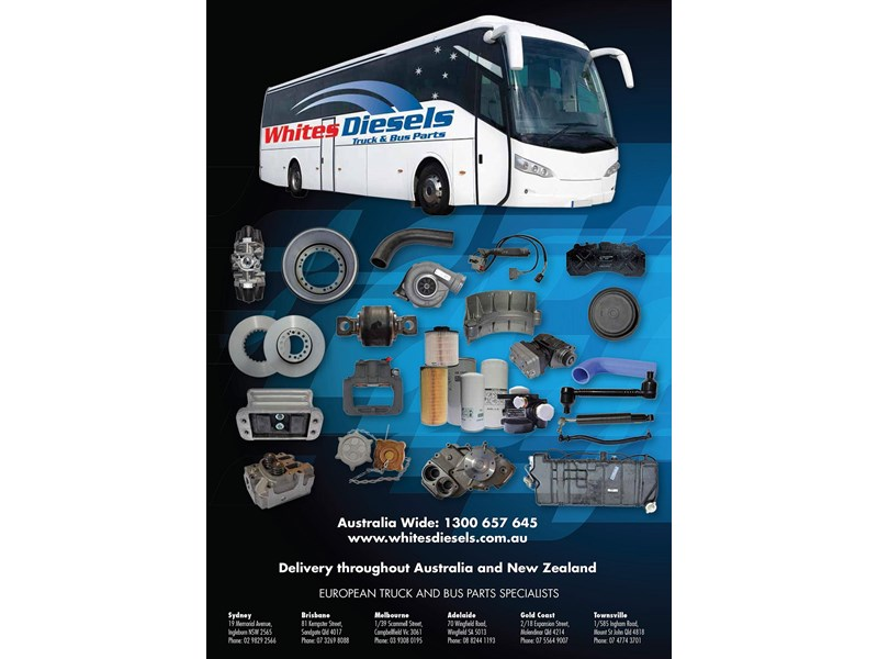 various trucks and bus parts 307518 002