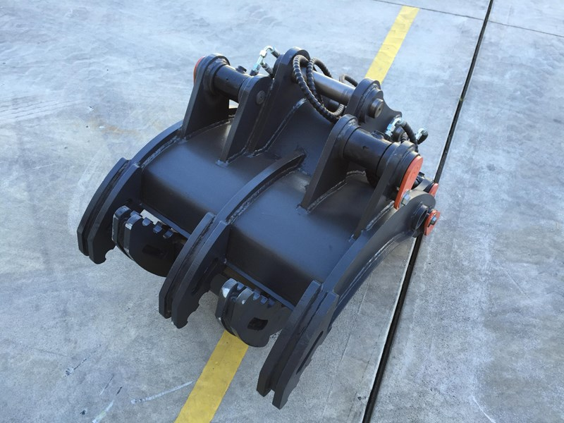 unknown (bbb) betta bilt buckets 8 tonne hydraulic grabs 314025 006