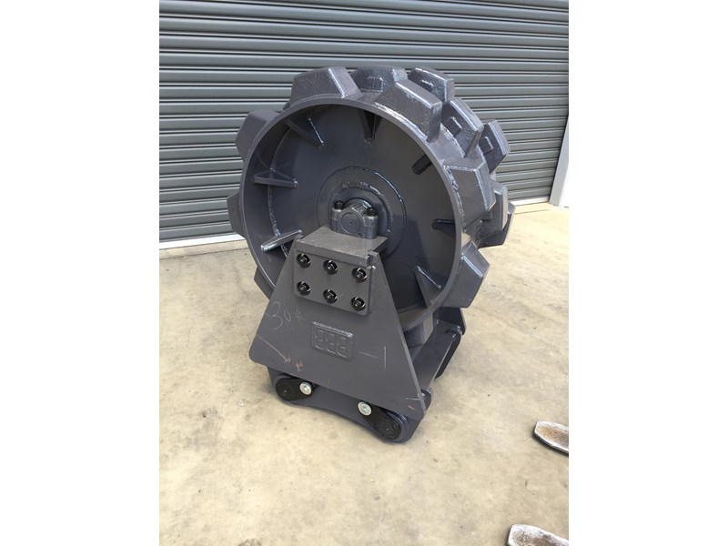 unknown (bbb) betta bilt buckets 30 tonne compaction wheel 314350 001
