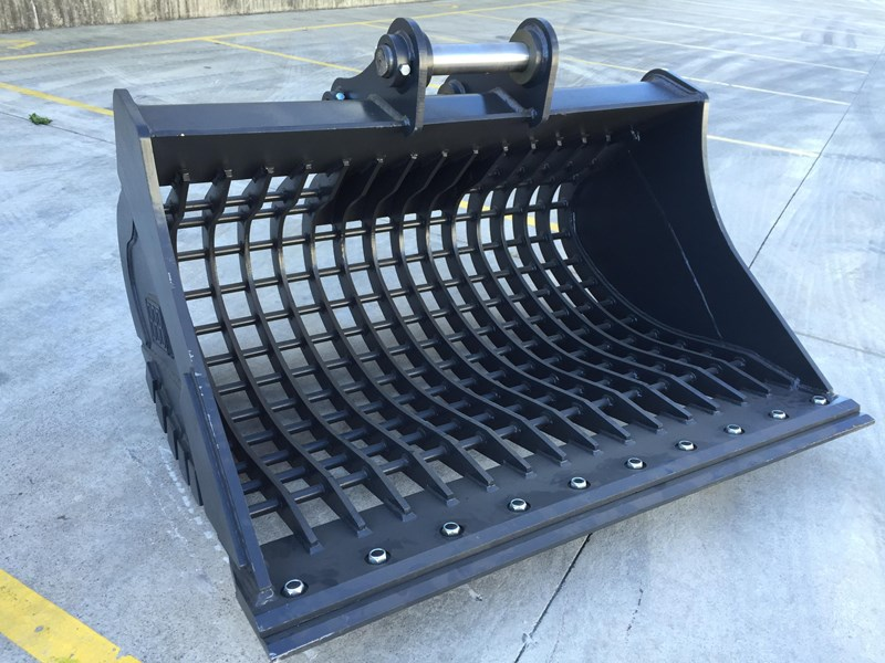 unknown (bbb) betta bilt buckets 12-14 tonne sieve bucket 314346 005