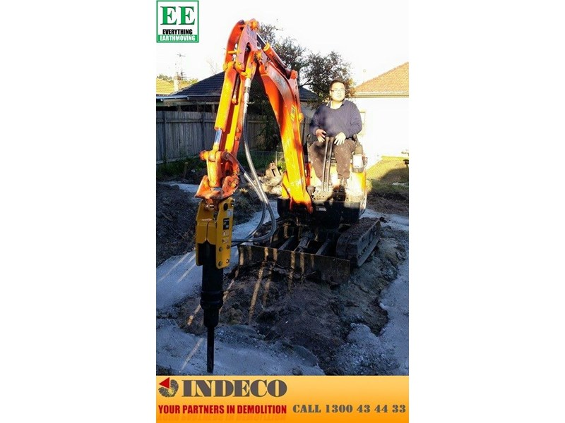 indeco hp150 315064 003