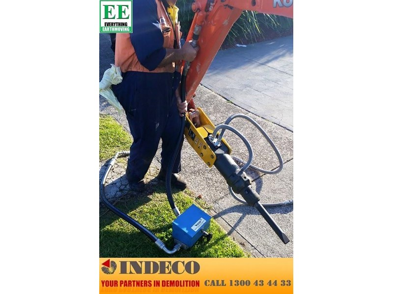 indeco hp150 315064 005